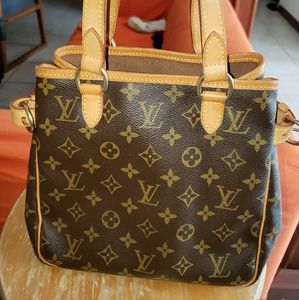 Lv batignolles with lv key pouch